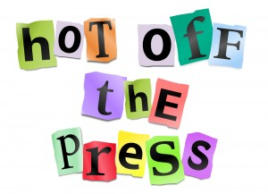 Hot off the pressshutterstock_126509258